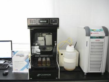 美国CANNON(CCS)测定仪