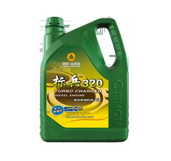 标兵320高级柴油机油